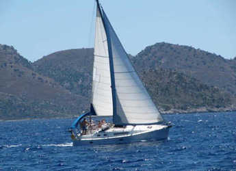Rent a sailboat in Ece Marina - Sun Odyssey 34.2