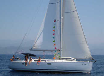 Rent a sailboat in Ece Marina - Sun Odyssey 45