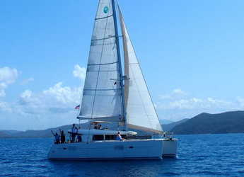 Rent a catamaran in Ece Marina - Lagoon 400