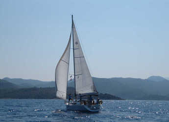 Rent a sailboat in Ece Marina - Sun Odyssey 36i