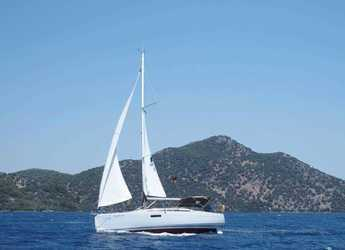 Rent a sailboat in Fethiye - Sun Odyssey 349