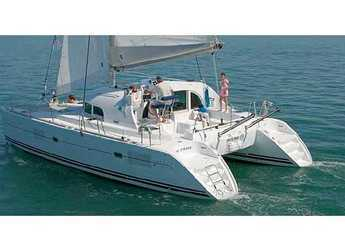 Rent a catamaran in Ece Marina - Lagoon 380 S2
