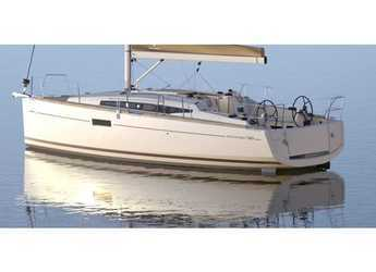 Rent a sailboat in Ece Marina - Sun Odyssey 349
