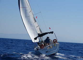 Rent a sailboat in Fethiye - Oceanis 343