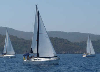 Rent a sailboat in Ece Marina - Sun Odyssey 35-2 Cabin