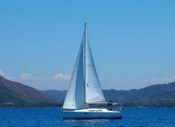 Rent a sailboat in Fethiye - Sun Odyssey 36i