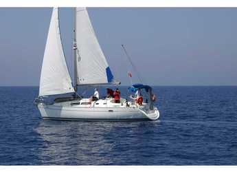 Rent a sailboat in Ece Marina - Sun Odyssey 37 (1)