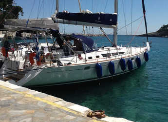 Rent a sailboat in Volos - Sun Odyssey 49