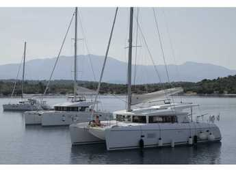 Rent a catamaran in Preveza Marina - Lagoon 421