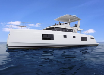 Rent a catamaran in British Virgin Islands - Nautitech Powercat 47