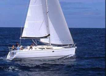 Rent a sailboat in Alimos Marina Kalamaki - Sun Odyssey 35