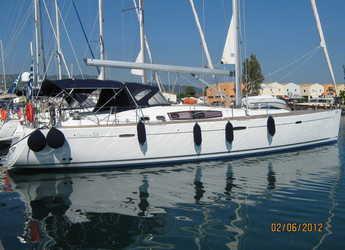 Rent a sailboat in Lefkas Nidri - Oceanis 54