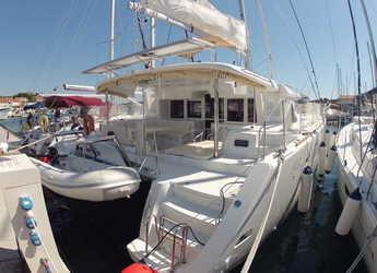 Rent a catamaran in Marina Kastela - Lagoon 450