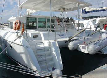 Rent a catamaran in Trogir (ACI marina) - Lagoon 420
