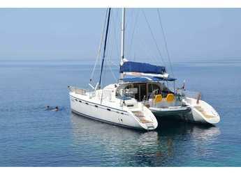 Rent a catamaran in Marina Baotić - Privilege 465
