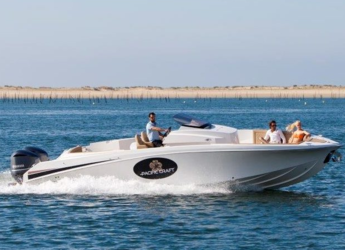 Rent a motorboat in Port d'andratx - Pacific Craft 30