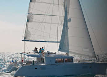 Rent a catamaran in Marina Zadar - Lagoon 450  Flybridge