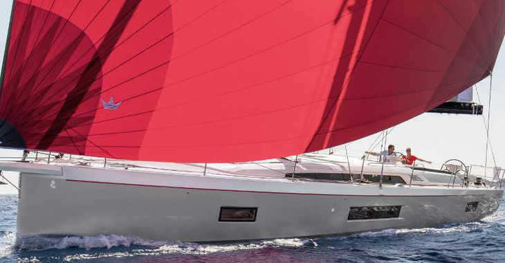 Rent a sailboat in Marina Zadar - Oceanis 51.1