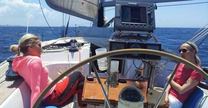 Rent a sailboat in Trogir (ACI marina) - Grand Soleil 46.3