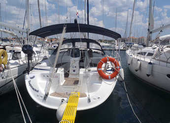 Rent a sailboat in Split (ACI Marina) - Bavaria 39 Cruiser (2007)