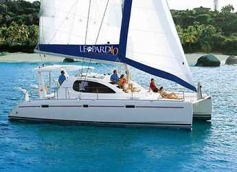 Rent a catamaran in Club Marina - Leopard 40