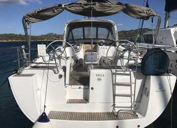 Rent a sailboat in Portocolom - Oceanis 50 Family