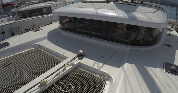 Rent a catamaran in Club Naútico de Sant Antoni de Pormany - LAGOON 42 2019 YEAR