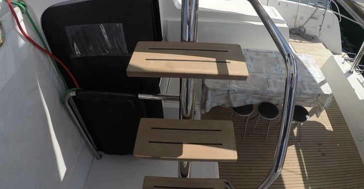 Rent a catamaran in Club Naútico de Sant Antoni de Pormany - LAGOON 42 2019 YEAR