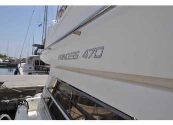Chartern Sie motorboot in Alimos Marina Kalamaki - Princess 470