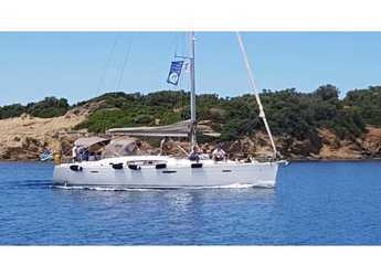 Rent a sailboat in Marina Skiathos  - Oceanis 46 (2011)
