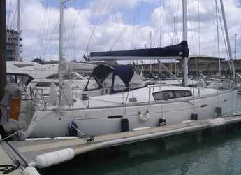 Rent a sailboat in Volos - Oceanis 40 (2009)