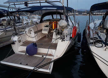 Rent a sailboat in Port of Lefkada - Bavaria 41 Cruiser (2015)