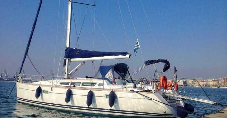 Rent a sailboat Sun Odyssey 42i (2008) in Skiathos , Skiathos
