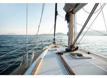 Rent a sailboat in Skiathos  - Sun Odyssey 42i (2008)