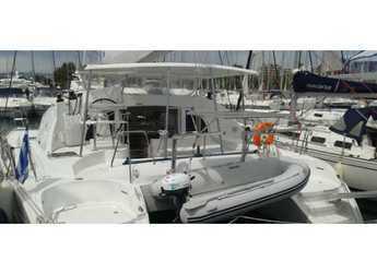 Chartern Sie katamaran in Marina Gouvia - Lagoon 380