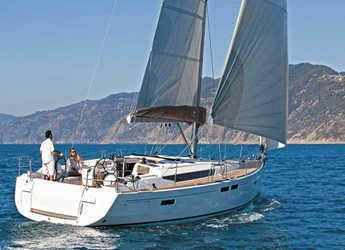 Louer voilier à Muelle de la lonja - Sun Odyssey 519