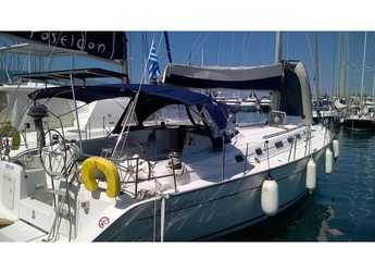 Rent a sailboat in Marina Gouvia - Cyclades 50.5