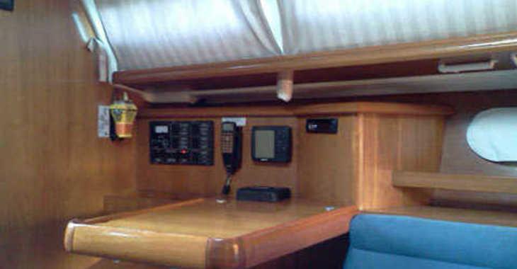 Rent a sailboat in Marina Gouvia - Sun Odyssey 37