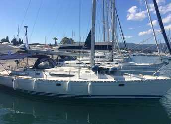 Rent a sailboat in Marina Gouvia - Sun Odyssey 45.2