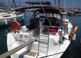 Chartern Sie segelboot in Marina Gouvia - Oceanis 393 Clipper