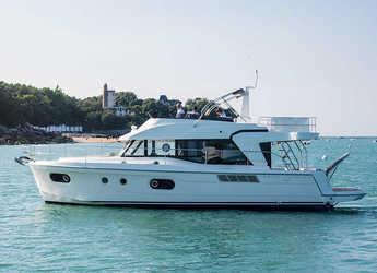 Rent a yacht in Marina Mandalina - Beneteau S. Trawler 47