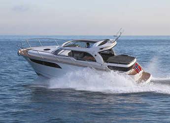 Rent a motorboat in Marina Mandalina - Marex 320 ACC