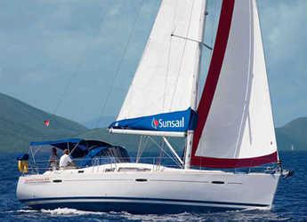 Rent a sailboat in Marina di Cannigione - Oceanis 430 (Classic)