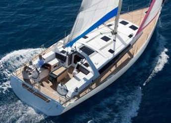Rent a sailboat in Marina di Cannigione - Oceanis 48 (Classic)