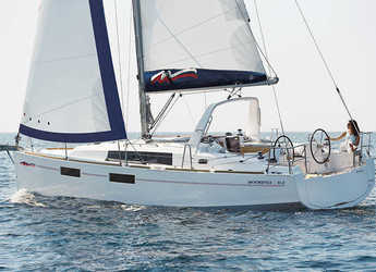 Chartern Sie segelboot in Marina di Cannigione - Moorings 352 (Exclusive Plus)