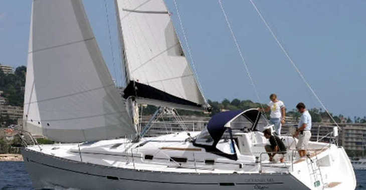 Rent a sailboat in Trogir (ACI marina) - Oceanis 343