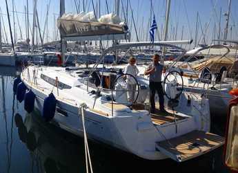 Rent a sailboat in Kos Port - Sun Odyssey 469