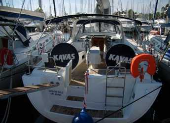 Rent a sailboat in Marina Skiathos  - Oceanis 50 Family