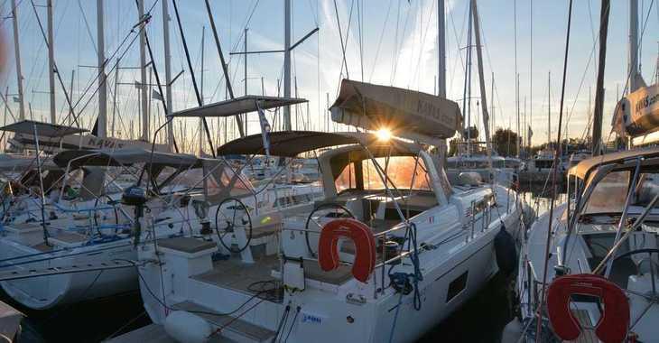 Rent a sailboat in Kos Port - Oceanis 51.1
