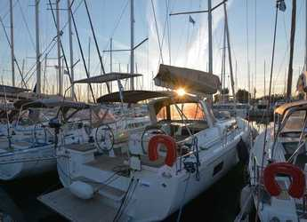 Rent a sailboat in Alimos Marina Kalamaki - Oceanis 51.1